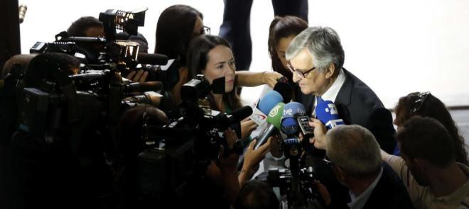 Eduardo Torres-Dulce, ex fiscal general del Estado.