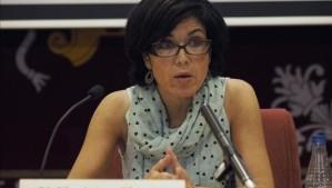 La juez de Lugo Pilar de Lara.