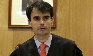 El juez de la Audiencia Nacional Pablo Ruz.