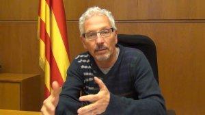 El juez de la Audiencia Provincial de Barcelona Santiago Vidal, redactor de la denominada constitución catalana.