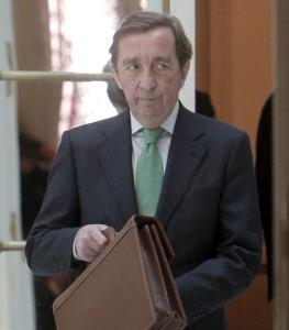 El fiscal jefe Anticorrupción, Antonio Salinas.