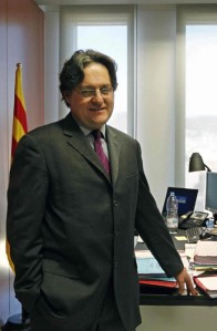 El juez José María Fernández Seijo