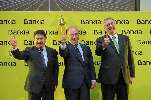 Olivas-Rato-Verdú-salida a bolsa-Bankia
